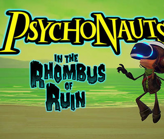 Psychonauts in the Rhombus of Ruin выйдет на PlayStation VR