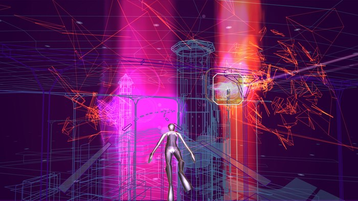 Rez Infinite (PlayStation VR)