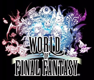 Новая информация о World of Final Fantasy и видео геймплея