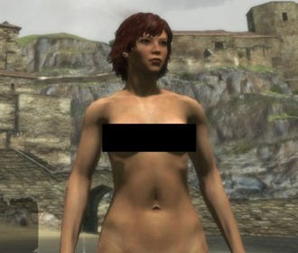 ВИДЕО: Nude mod для Dragon's Dogma: Dark Arisen