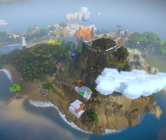 The Witness, This War of Mine: The Little Ones, Rise of the Tomb Raider и другие релизы этой недели