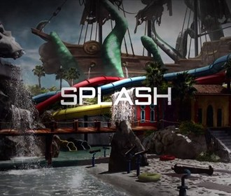 ВИДЕО: карта Splash для Call of Duty: Black Ops 3