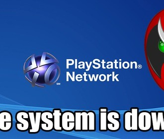 Playstation Network от Sony не работает