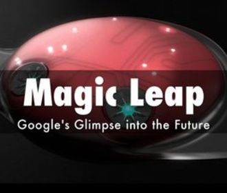 Разработчик устройства дополненной реальности Magic Leap привлек 800 млн долларов