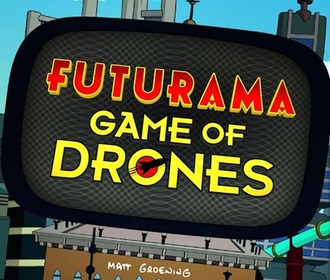 Futurama: Game of Drones вышла на Android и iOS
