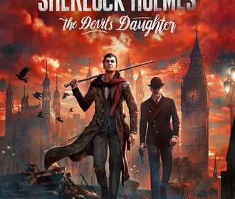 ВИДЕО: новый трейлер Sherlock Holmes: The Devil's Daughter