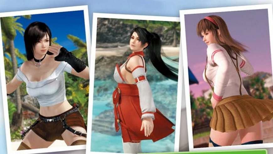 Dead or Alive Xtreme 3 скриншоты 4