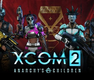 Вышел набор DLC Anarchy's Children для XCOM 2