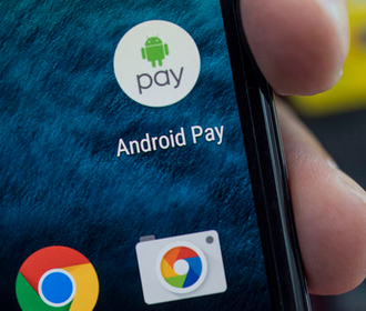 Android Pay выходит за пределы США