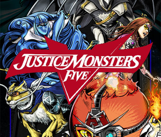 Justice Monsters Five из Final Fantasy XV выйдет на Android и iOS