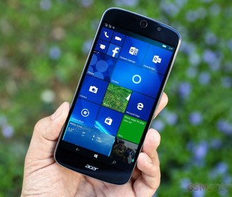Acer Liquid Jade Primo: обзор Windows Phone