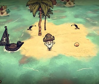 Don't Starve: Shipwrecked выйдет на PS4 и Xbox One
