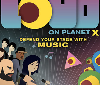 LOUD on Planet X вышла на iOS и Android