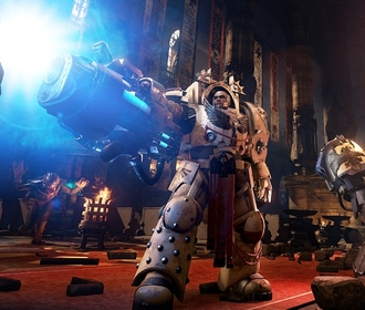 ВИДЕО: трейлер Space Hulk: Deathwing