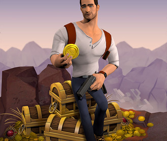 Головоломка Uncharted: Fortune Hunter вышла на iOS и Android