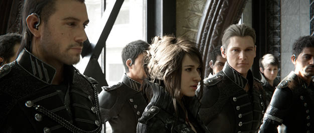 Kingsglaive: Final Fantasy XV скриншоты 2