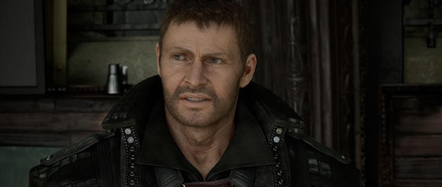 Kingsglaive: Final Fantasy XV скриншоты 3