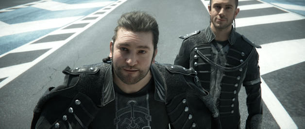 Kingsglaive: Final Fantasy XV скриншоты 5