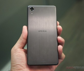 Sony Xperia X Performance: первый взгляд