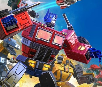 Стратегия Transformers: Earth Wars уже вышла на iOS и Android