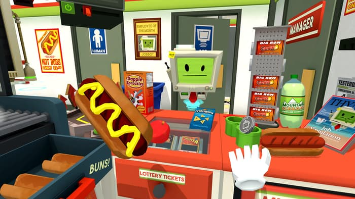 Job Simulator (Vive)
