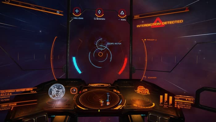 Elite: Dangerous (Vive, Rift)