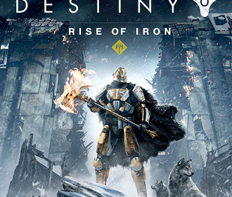 Трейлер дополнения Destiny: Rise of Iron