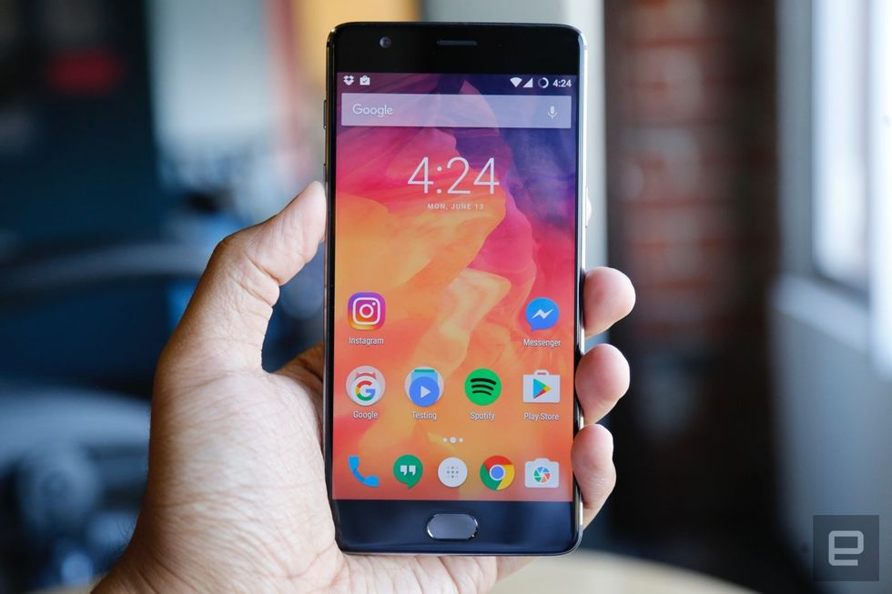 OnePlus 3: Review of the best android-phone  for 399 $