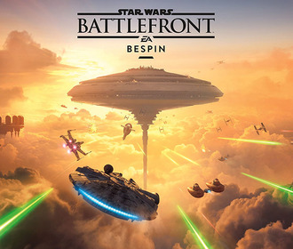 Трейлер дополнения Bespin для Star Wars Battlefront