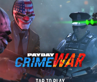 Payday: Crime War выйдет на iOS и Android
