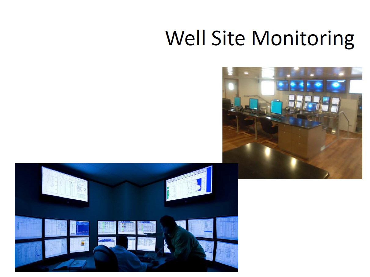 Baker Hughes Well Site Monitoring