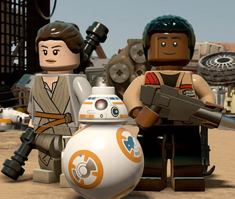 Релизный трейлер LEGO Star Wars: The Force Awakens