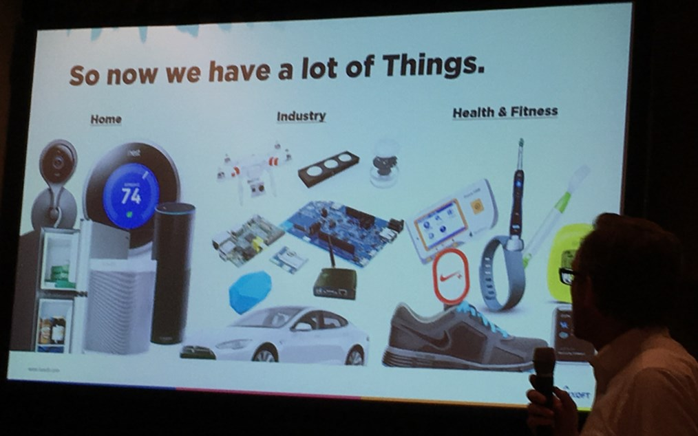 Luxoft__World 2016 Internet of a lot of things