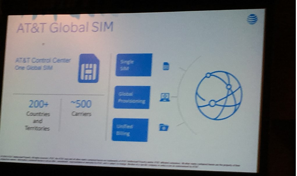 IoT World 2016 Global Sim