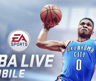 NBA Live Mobile вышла на Android