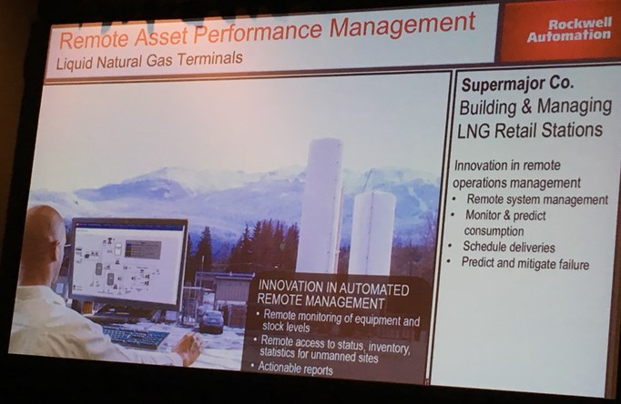 Rockwell Automation John Dyck Remote Asset Performance Management