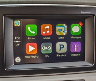 Kia привносит Android Auto и Apple CarPlay на старые автомобили