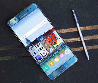 Samsung Galaxy Note 7: цена около 850 $