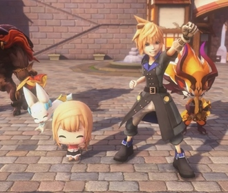 ВИДЕО: «миражи» World of Final Fantasy