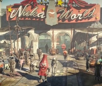 DLC Nuka World для Fallout 4 «весит» 3,66 Гб