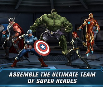 Disney закрывает Marvel: Avengers Alliance и Marvel: Avengers Alliance 2 на PC, iOS и Android