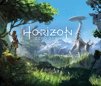 Геймплей Horizon: Zero Dawn на PS4 Pro