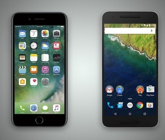 IPhone 7 Plus против Nexus 6P: Apple против Google