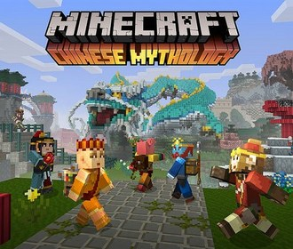 Анонсировано DLC Chinese Mythology для Minecraft