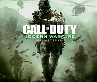 Новый трейлер Call of Duty: Modern Warfare Remastered