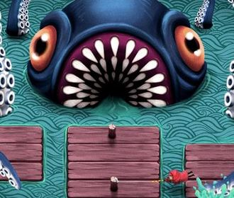 Legend of the Skyfish вышла на Android