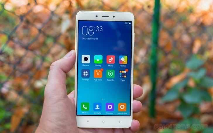Обзор Xiaomi Redmi Note 4: бюджетный Android