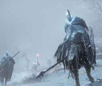 Вышло DLC Ashes of Ariandel для Dark Souls 3