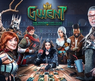 Стартовало бета-тестирование Gwent: The Witcher Card Game