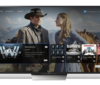 PlayStation Vue приходит на Android TV